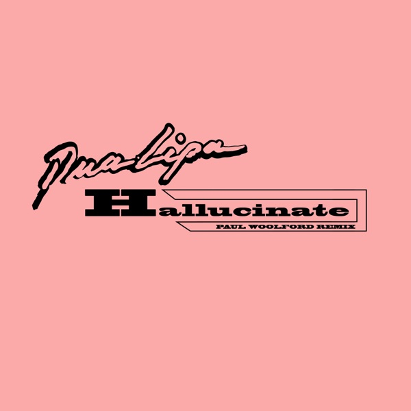 Hallucinate (Paul Woolford Remix) - Single