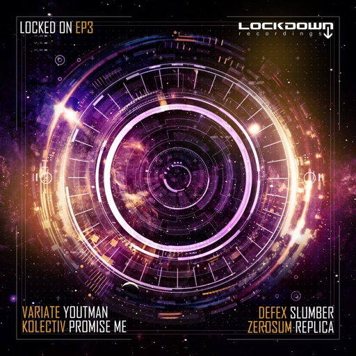 Locked on Vol.3 - EP by Various Artists