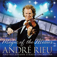 André Rieu - Magic of the Movies artwork
