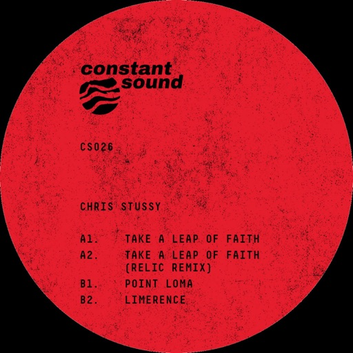 Take a Leap of Faith - EP by Chris Stussy