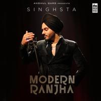 Singhsta - Modern Ranjha - Single artwork