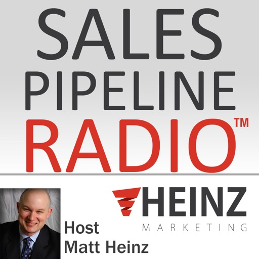 Cover image of Sales Pipeline Radio