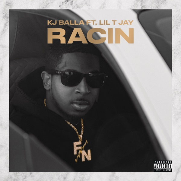 Racin' (feat. Lil Tjay) - Single