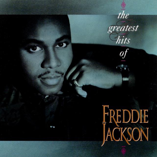 Freddie Jackson with Najee - Love Is Just a Touch Away