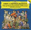Orff: Carmina Burana, Bernd Weikl, Chicago Symphony Chorus, Chicago Symphony Orchestra, James Levine, June Anderson & Philip Creech