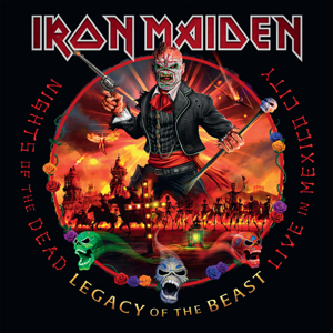 Iron Maiden - 2 Minutes to Midnight (Live in Mexico City, Palacio de los Deportes, Mexico, September 2019)