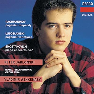 Rachmaninov: Rhapsody on a Theme of Paganini - Shostakovich: Piano Concerto No. 1 - Lutoslawski: Paganini Variations - Royal Philharmonic Orchestra