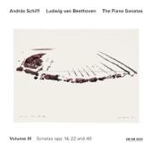 András Schiff - Piano Sonata No.11 in B flat, Op.22 - 1. Allegro con brio