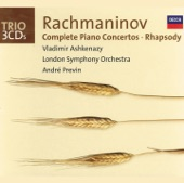Piano Concerto No. 3 in D Minor, Op. 30: III. Finale - Alla breve artwork