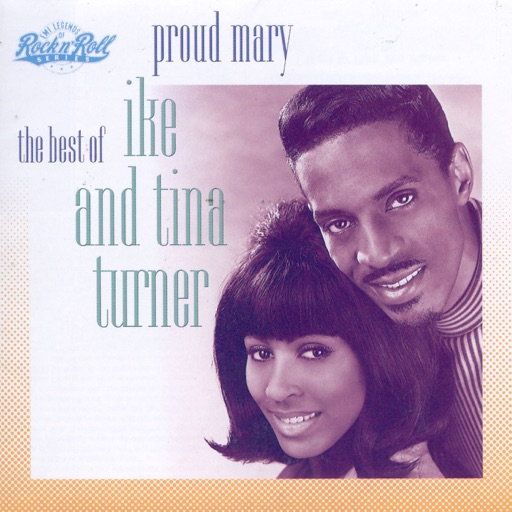 Art for Proud Mary by Ike & Tina Turner