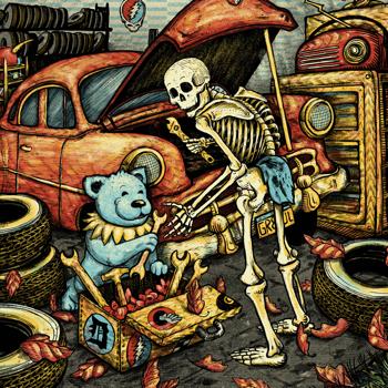 Dead & Company Little Caesars Arena, Detroit, MI, 11/24/17 (Live) music review