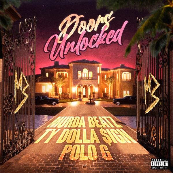 DOORS UNLOCKED (feat. Ty Dolla $ign & Polo G) - Single