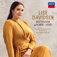 Lise Davidsen, London Philharmonic Orchestra & Sir Mark Elder - Beethoven - Wagner - Verdi artwork