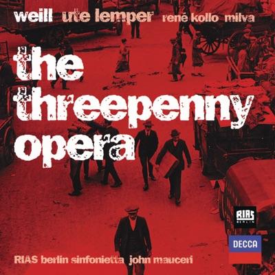 Weill: The Threepenny Opera - Ute Lemper