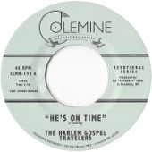 He's on Time - Single