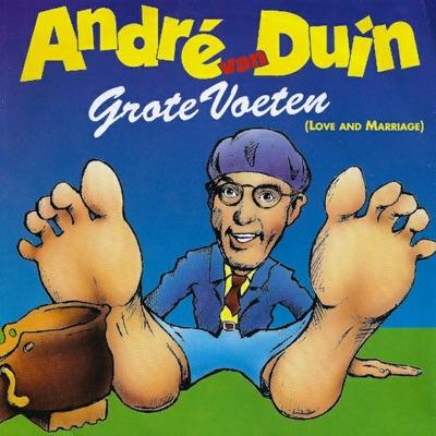 Grote Voeten - Single - Andre van Duin