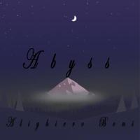 Alighiero Boni - Abyss - EP artwork