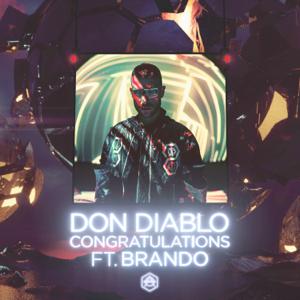 Don Diablo - Congratulations feat. Brando