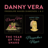 Danny Vera - Pressure Makes Diamonds 1 & 2 - The Year of the Snake & Pompadour Hippie kunstwerk