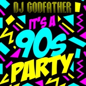 DJ Godfather - It's an 90s Party- Live Mashup Mix 3