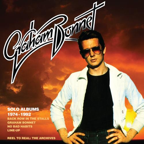 Solo Albums 1974-1992 - Graham Bonnet