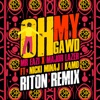 Icon Oh My Gawd (feat. K4mo & Nicki Minaj) [Riton Remix] - Single