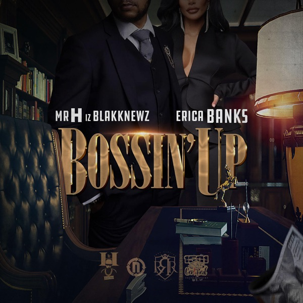Bossin' Up (feat. Erica Banks) - Single