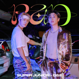 BAD BLOOD - The 4th Mini Album - EP - SUPER JUNIOR-D&E