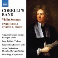 Corelli's Band: Violin Sonatas