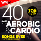 40 Best Aerobic & Cardio Songs Ever: 70s Hits For Fitness & Workout (40 Unmixed Compilation for Fitness & Workout 128 - 150 Bpm / 32 Count - Ideal for Aerobic, Cardio Dance, Body Workout)