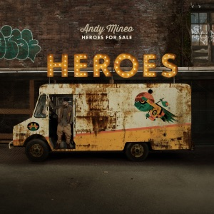 Andy Mineo - Caught Dreaming feat. for KING & COUNTRY