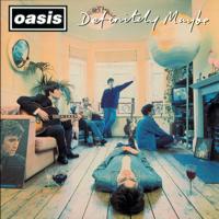Oasis - Definitely Maybe artwork
