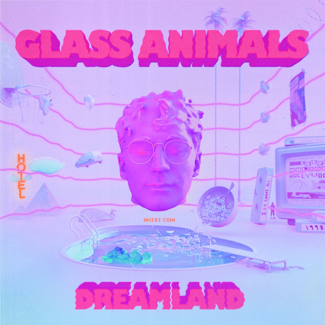 GLASS ANIMALS sur Frequence3