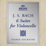 Pierre Fournier - Suite for Cello Solo No. 2 in D Minor, BWV 1008: II. Allemande