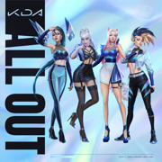 ALL OUT (feat. League of Legends) - EP - K/DA