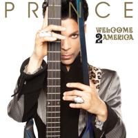Prince - Welcome 2 America artwork