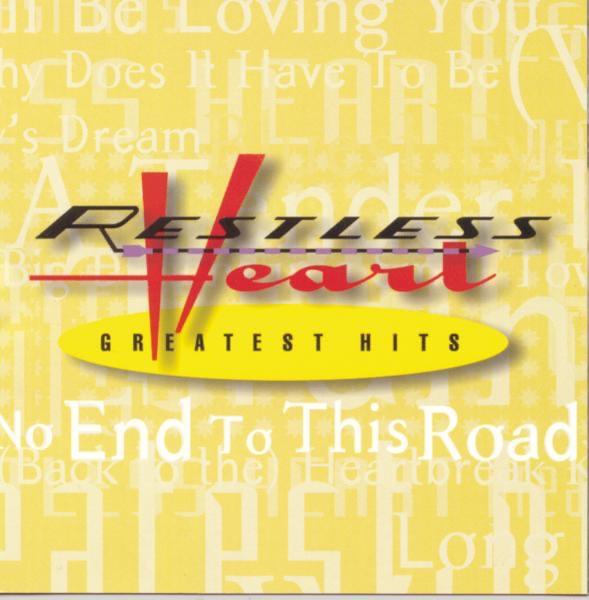 Restless Heart  -  When She Cries diffusé sur Digital 2 Radio