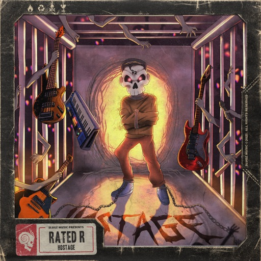 Hostage - Single by Rated R