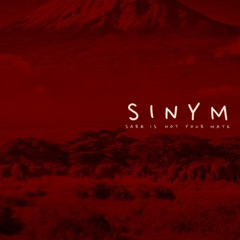 Sinym (Sarz Is Not Your Mate) - EP