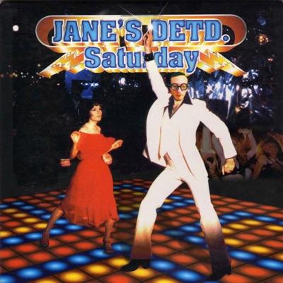 Saturday - EP - Janez Detd