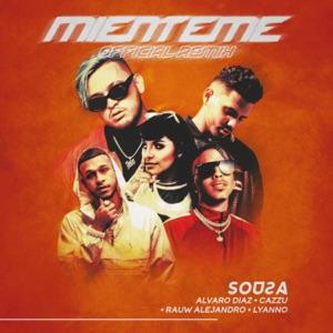 Sousa, Cazzu, Rauw Alejandro, Lyanno & Álvaro Díaz - Miénteme (Remix)