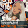 Commercial Street - Amazing (Sean McCabe Remix Radio Edit) [feat. Coco Malone] artwork