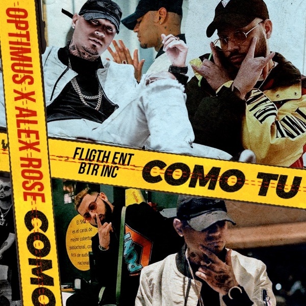 Como Tu (feat. Alex Rose) - Single