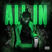 All In - YoungBoy Never Broke Again Cover Art