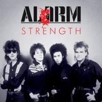 The Alarm - Strength 1985-1986 artwork