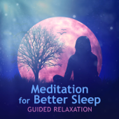 Meditation for Better Sleep: Guided Relaxation – Music for Deep Sleep, Anxiety Free, Calm Mind Effect, Anti Stress Music, White Noise Loops, Ultimate Insomnia Cure