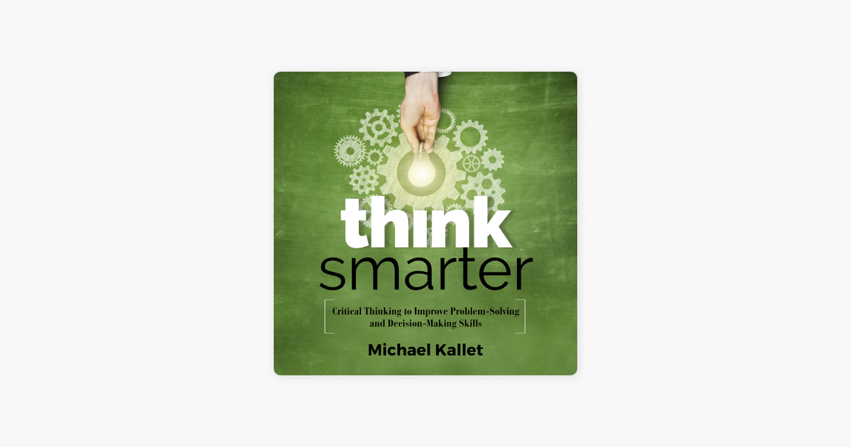 critical thinking michael kallet