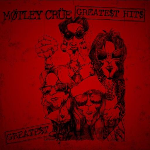 Art for Girls, Girls, Girls by Mötley Crüe