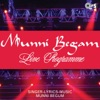 Munni Begam Live Programme Single