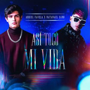 Adriel Favela & Natanael Cano - Así Tocó Mi Vida